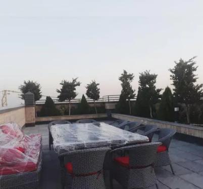 ولنجک ۲۲۰ متر ۳ خواب برج باغ