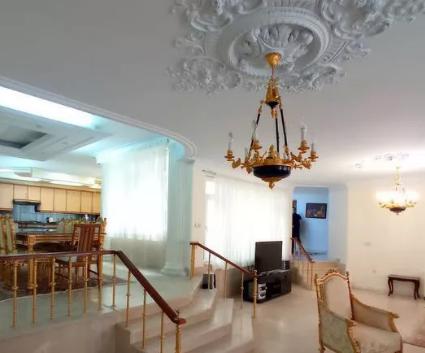 آپارتمان 350 متر لوکیشن کاخ سعدآباد